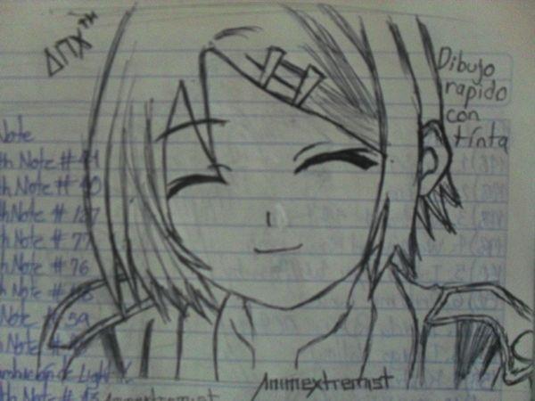 Imágenes De Animes Para Dibujar Fáciles A Lápiz - Imagui