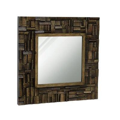 StyleCraft Home Collection  MI11025DS Wooden Mirror