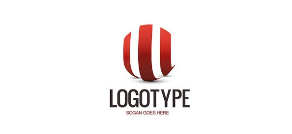Business logos templates real clipart and vector graphics red business logo template logo templates pinterest logo rh pinterest com business logo templates free business flashek Image collections