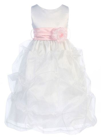 17ddde7afec Floral Dresses.  Haley . Sizes 2-12. Available in Ivory and White.  Additional