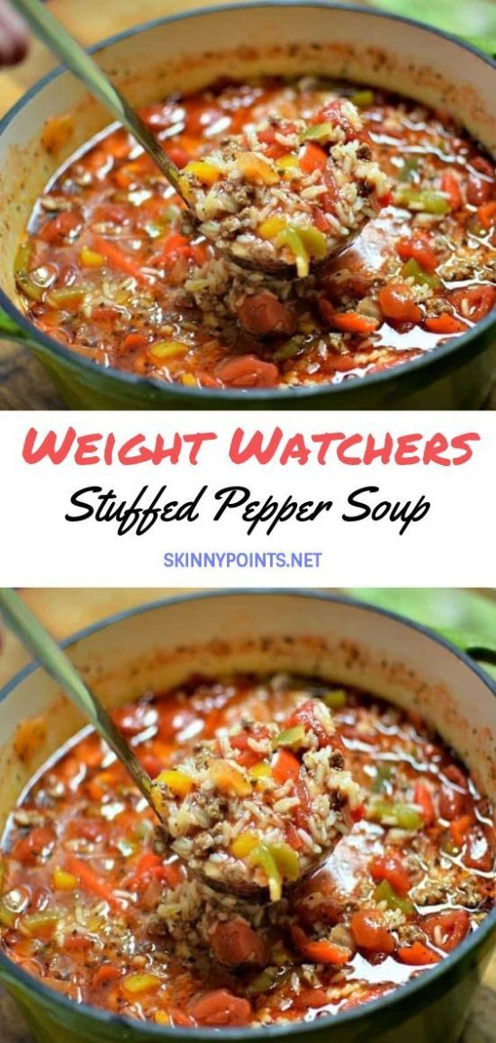 Weight Watchers Soup Recipes With SmartPoints – 10 WW Freestyle Low to Zero Points Soup – SaurabhAnkush