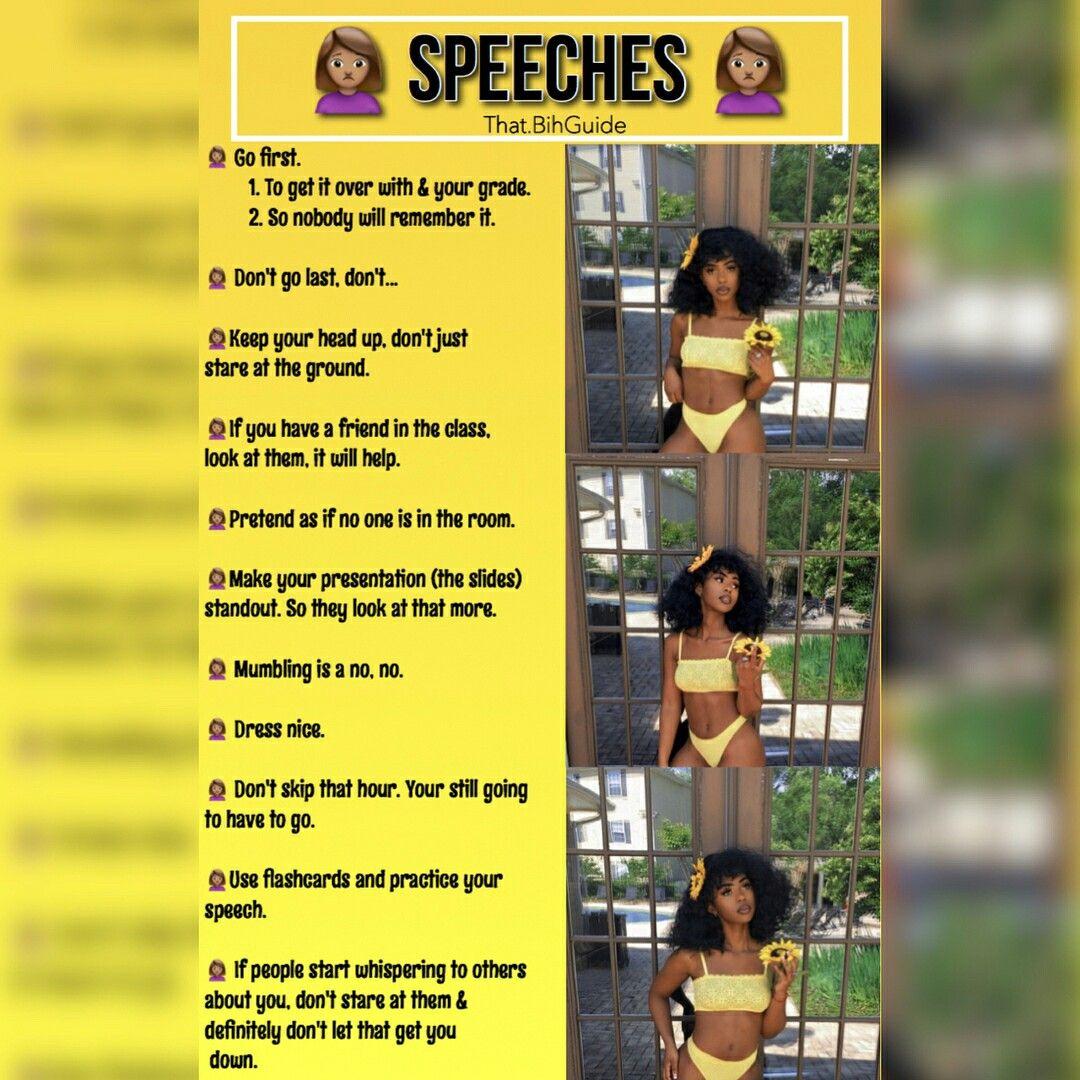 Public Speaking Worksheet High School