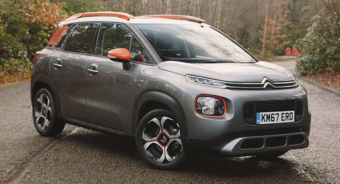 Citroen C3 Aircross More Than Just An Eccentric Looking Subcompact Suv Carscoops In 2020 Subcompact Suv Subcompact Citroen C3