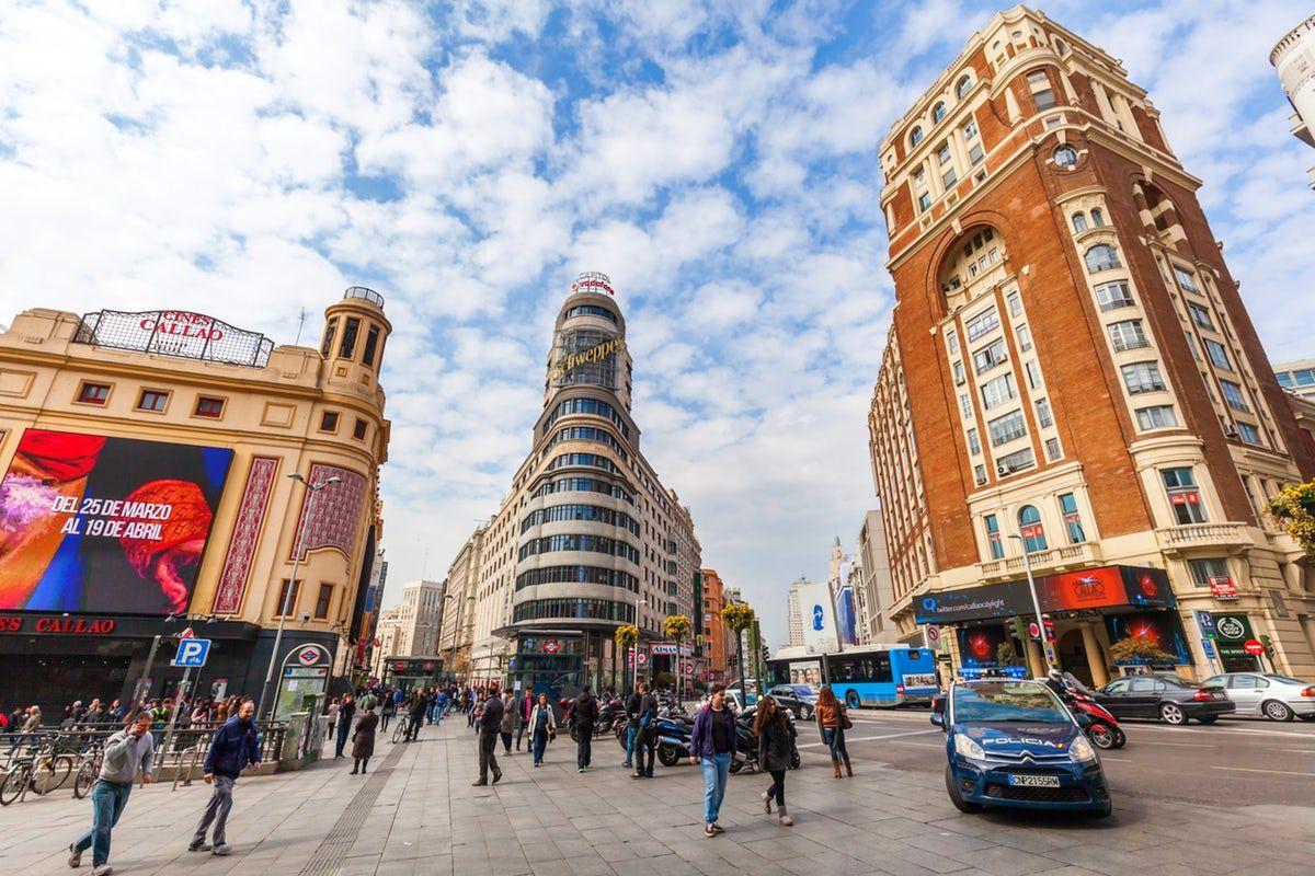 Downtown Madrid Filming Locations In La Casa De Papel Filming Locations Madrid Madrid City