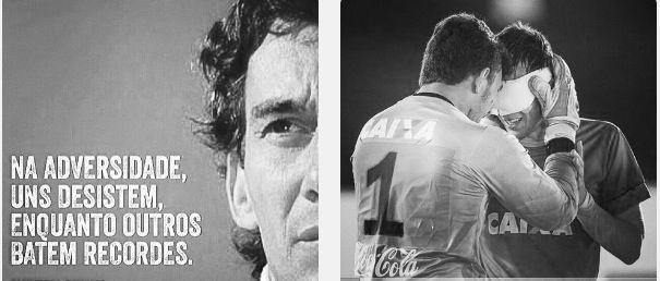 #AngelFans #AyrtonSenna #Futebol5 #Citações