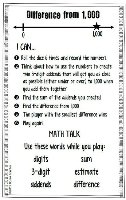 Make the most of your math games with these hacks and grab this freebie!