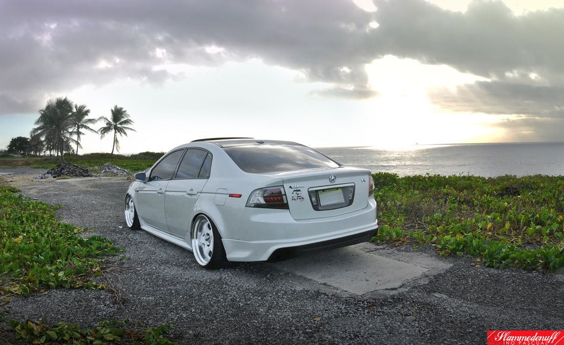 Picture Shot photo, Cruisin, Acura tl