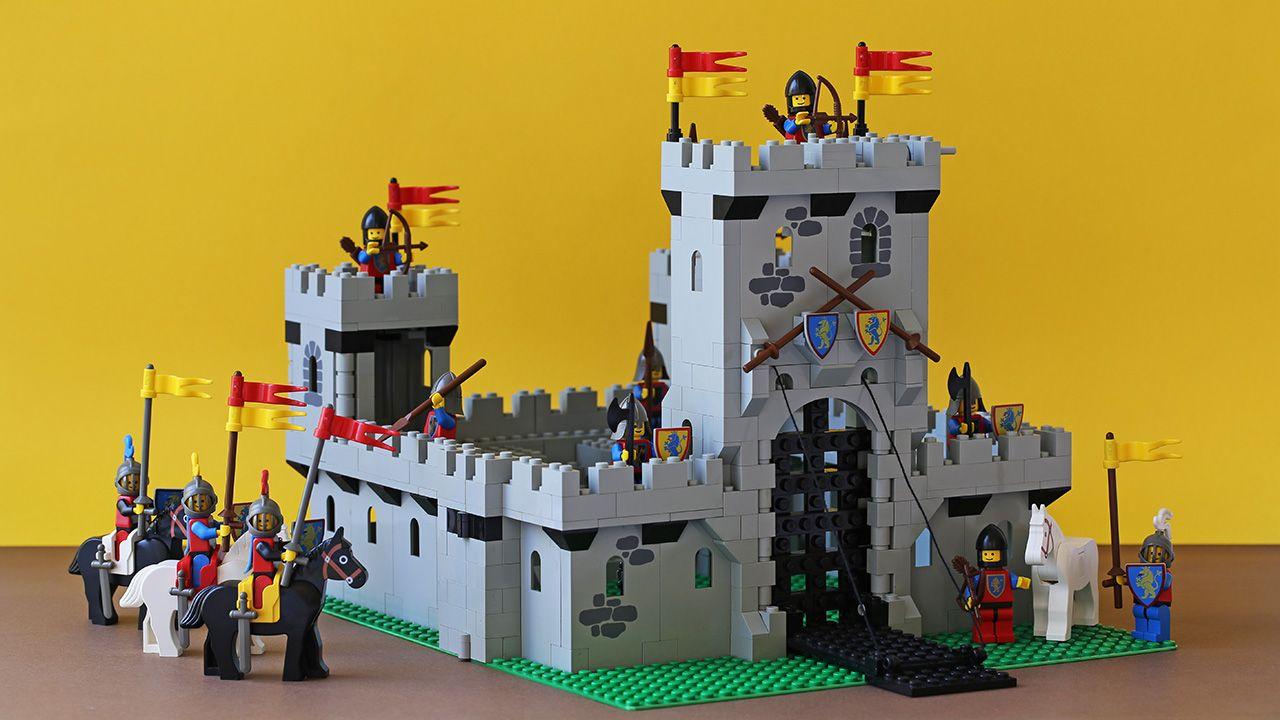 Instr Lego Castle 1990 Set Guruonline