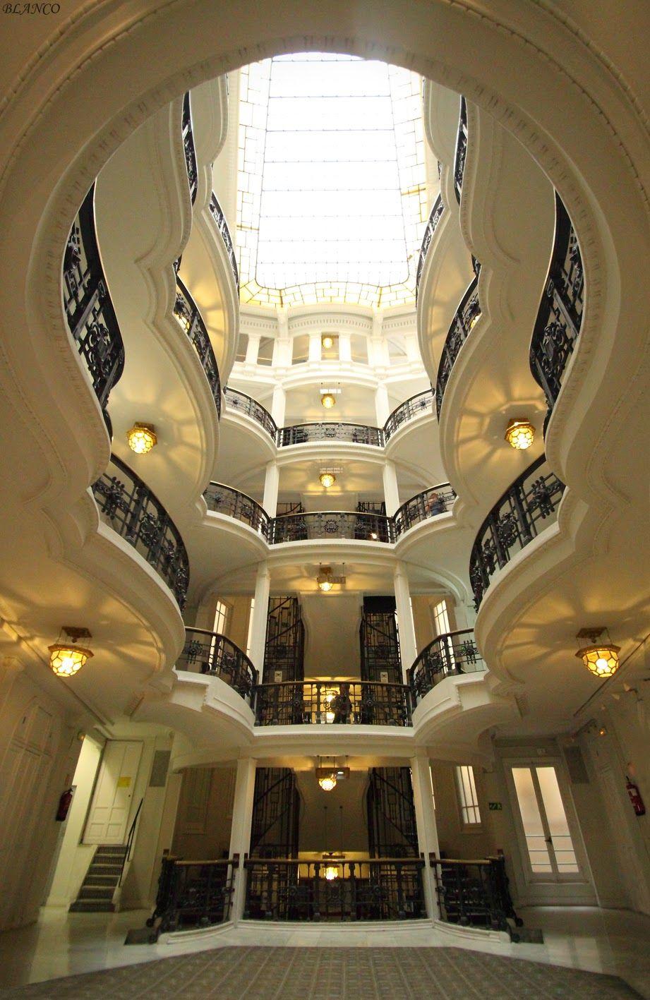 Casa palazuelo arquitecto antonio palacios madrid mix - Arquitectos en espana ...
