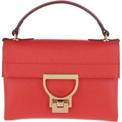 Photo of Coccinelle Mignon Crossbody Bag Polish Red in rot Satchel Bag für Damen Coccinelle