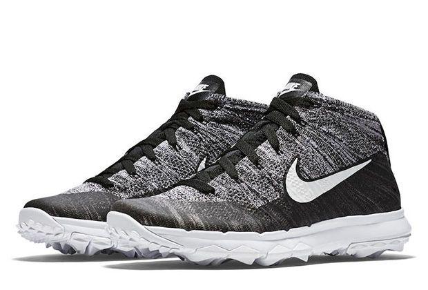Nike Flyknit Chukka Golf Shoe | Golf