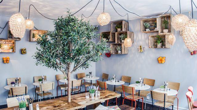 Idée déco : des bars et restaurants pour s\'inspirer | Restaurant ...