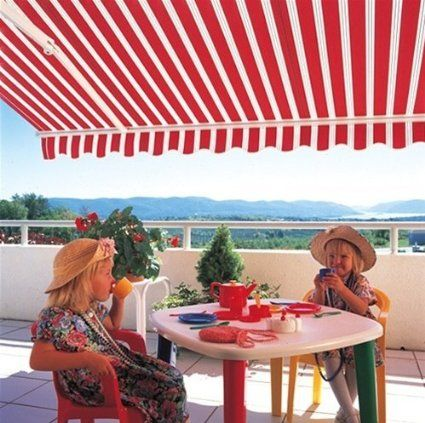 15 Awesome Canvas Awnings Available Online Canopykingpin Com Manufactured Home Modern Patio Furniture Double Wide Manufactured Homes