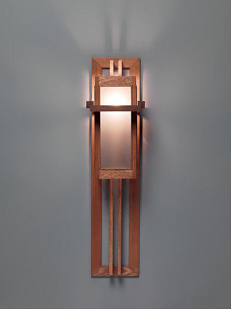 Light Fixture Frank Lloyd Wright American Richland