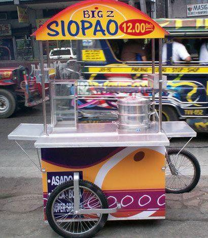 Small Food Carts