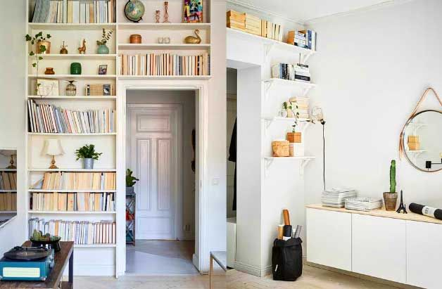 Storage Ideas For Small Spaces 8 Affordable Solutions Small