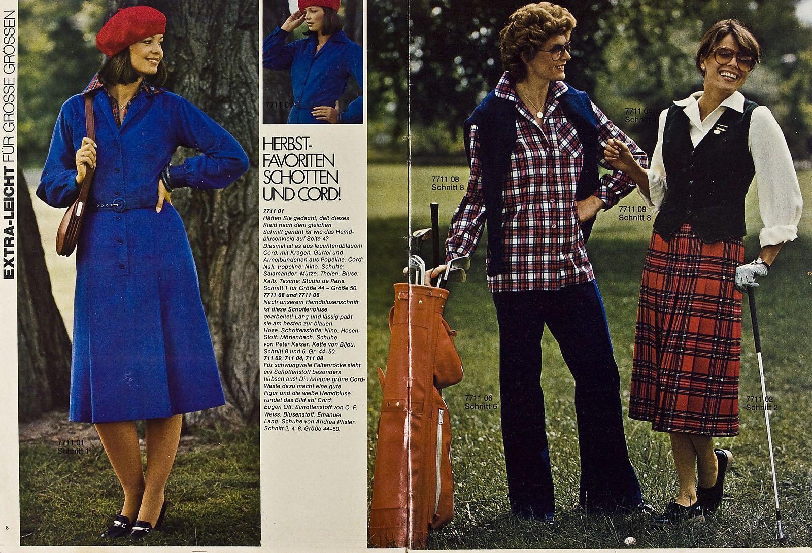 Neue Mode Sonderheft Mode für große Größen 1977 B4216 in Libros, revistas y…