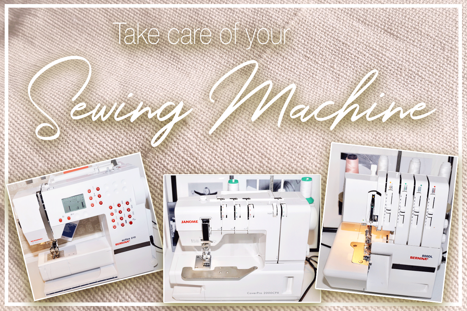 How to Change a Sewing Machine Needle - Do you find