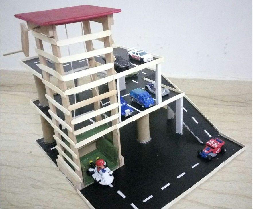 amit jain blog multi level car parking for kids