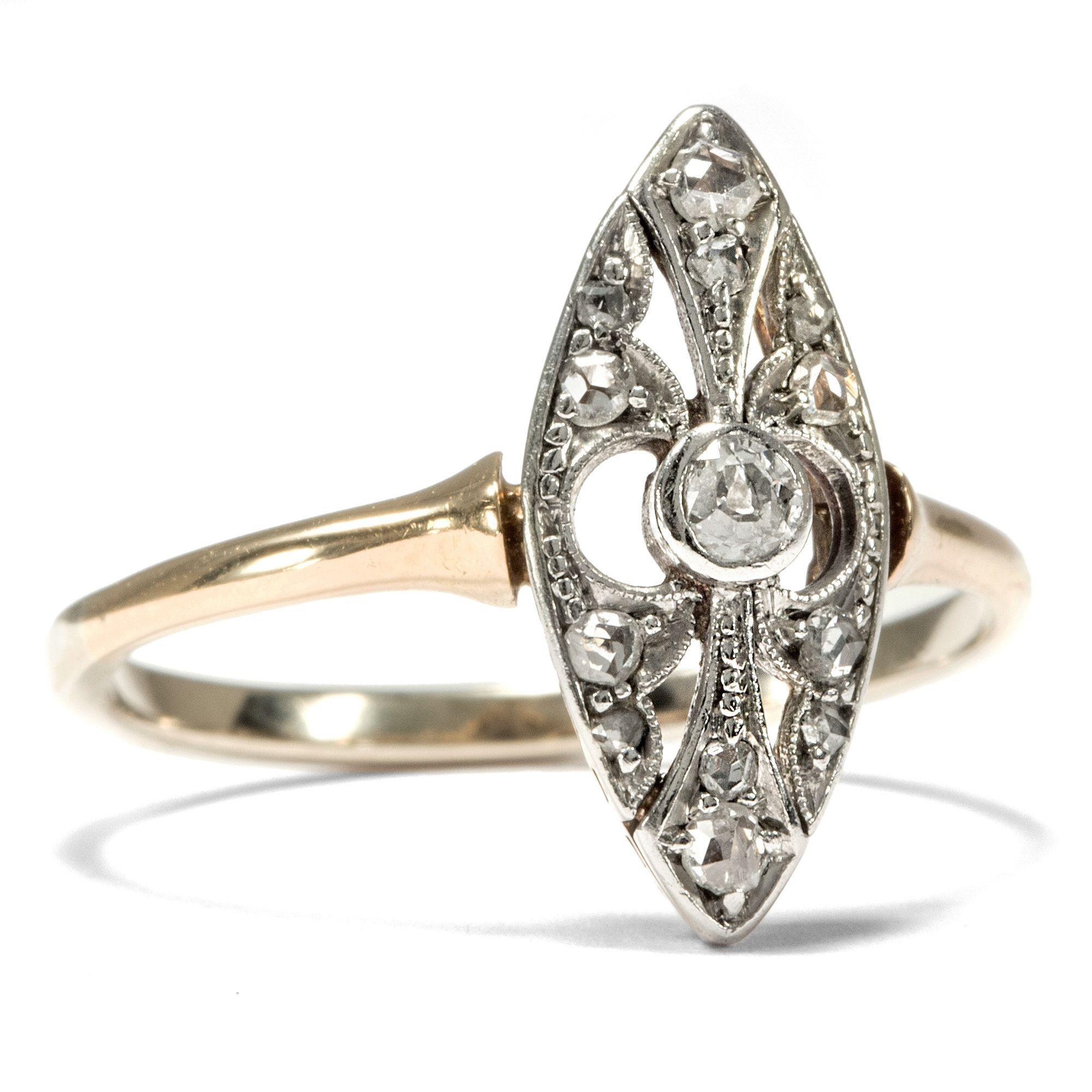 Antikschmuck ring gold