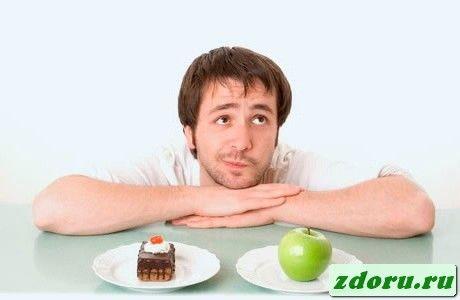 программы диеты для похудения для мужчин