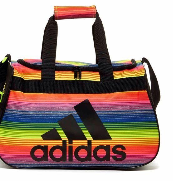‼️Price Drop‼️NEW Diablo Small Duffle Bag NEW Diablo Small Duffle Bag Adidas Bags Travel Bags