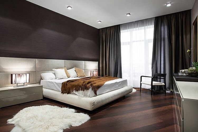 Kiev Apartment By Soesthetic Group Homeadore Modern Master Bedroom Bedroom Interior Modern Master Bedroom Decor