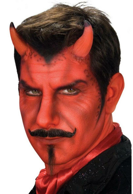 Devil Halloween make-up | Halloween | Pinterest | Devil, Devil ...