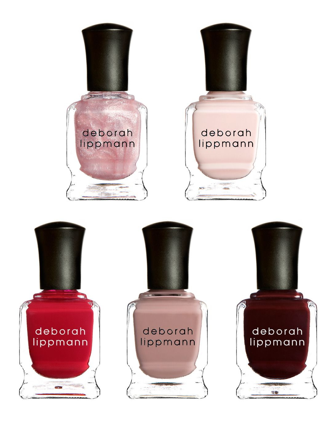 Set of 5 Polishes  NaillacquerWomen #Beauty