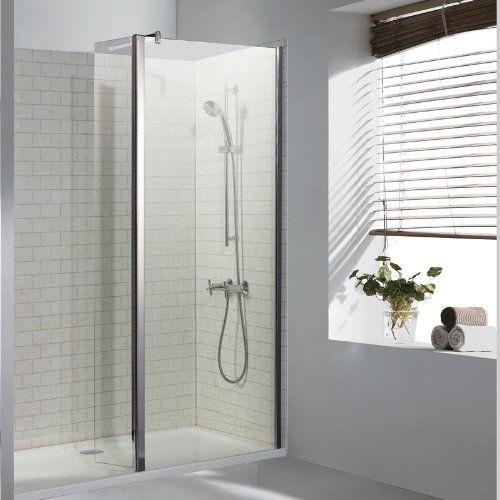 Walk-In Shower Enclosure & Splash Guard Flipper Panel   Walk-In ...