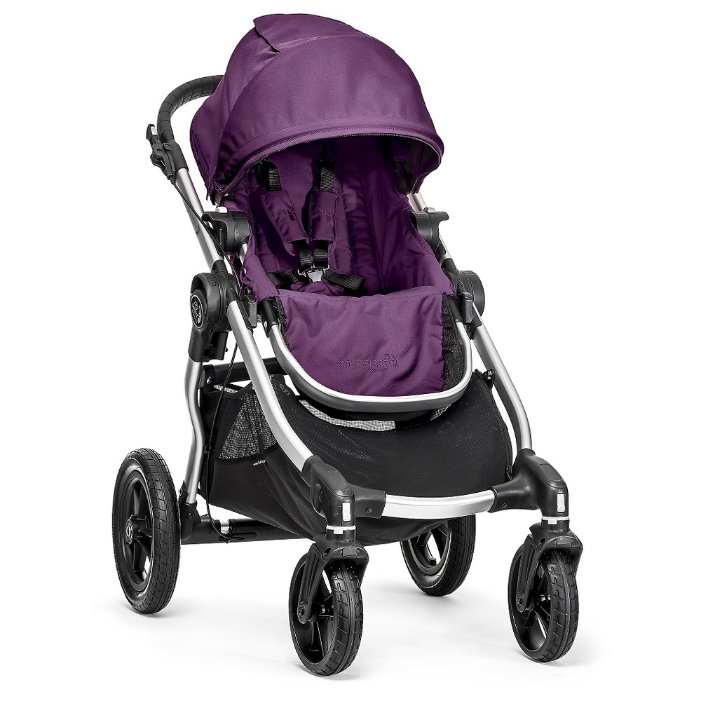 Baby Jogger City Select 4Wheel Stroller Amethyst