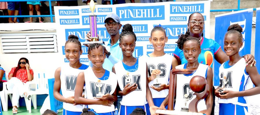 Skye high Primary school, Barbados, Competition