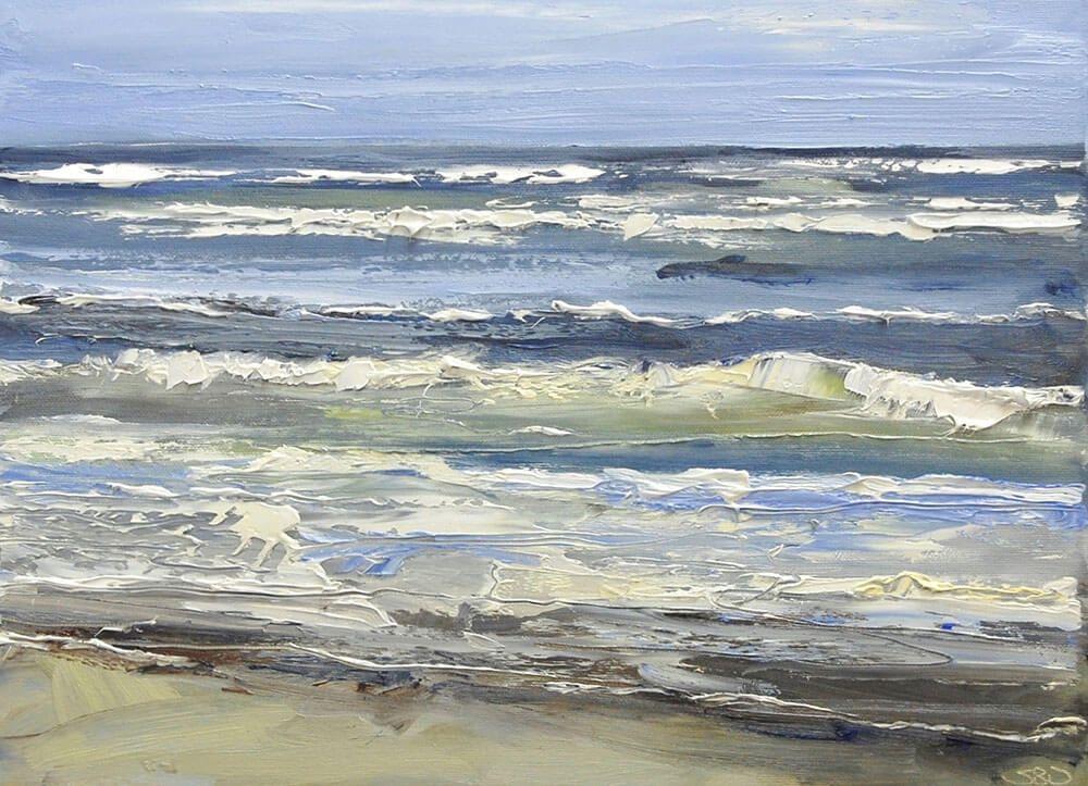 Sonja Brussen | Nederlanse Vereniging van Zeeschilders