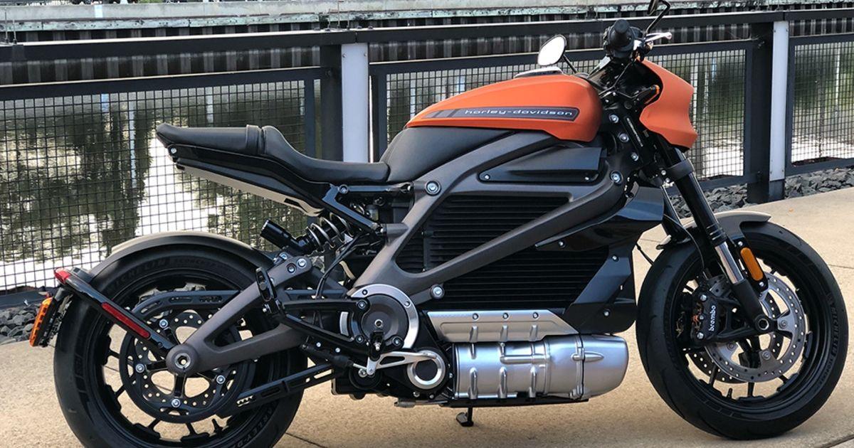 2020 Harley Davidson Livewire Walkaround Hot Bike With Images