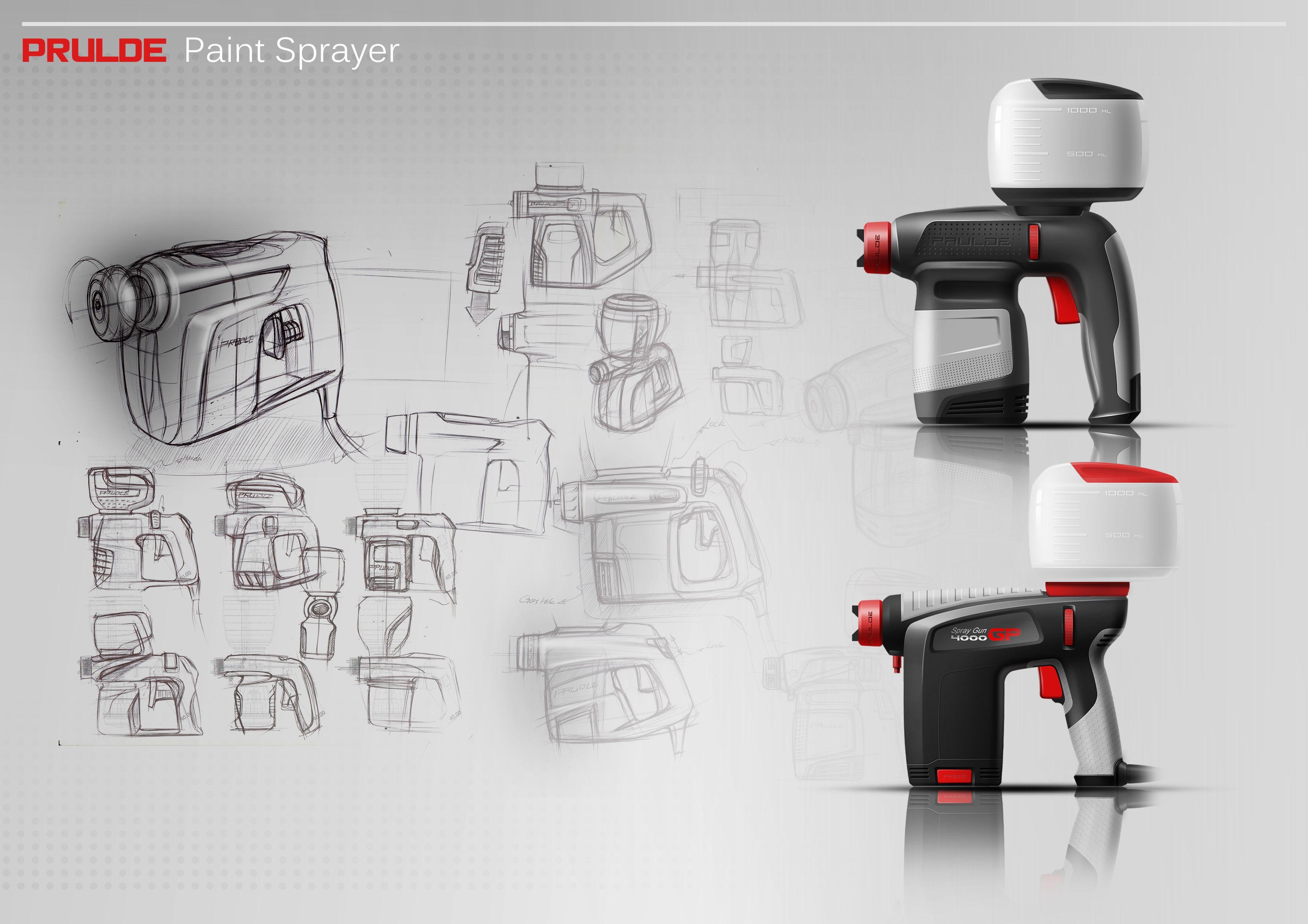 Power Tool Design by Dastan Tung at Coroflot.com