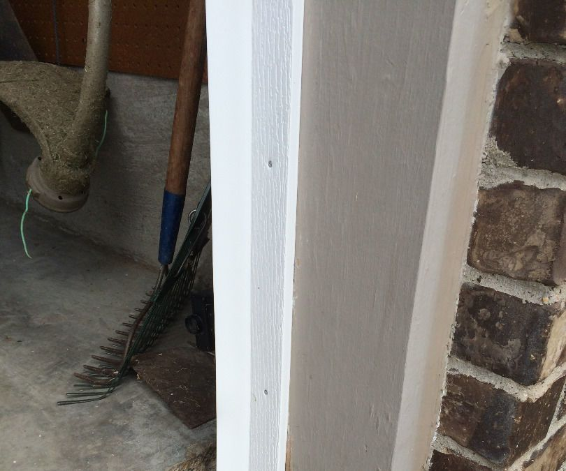 Rot And Rodent Proof Garage Door Seal With Pvc And Weatherstripping Garage Door Seal Door Seals Diy Sliding Barn Door