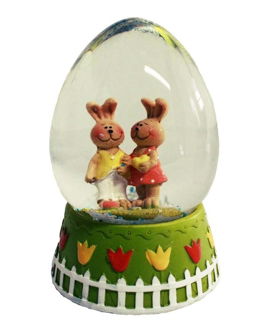 Easter Bunny Snow Globe | Sn○w D○me Collections | Pinterest ...