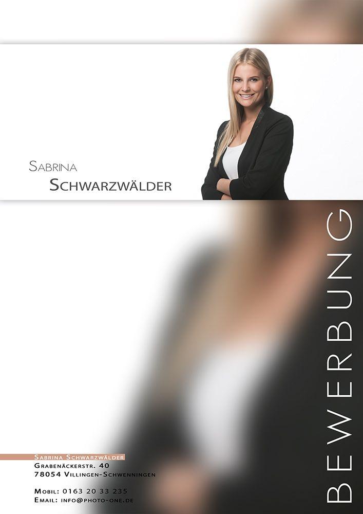 Professionelle Bewerbungsbilder Und Deckblätter Photo One