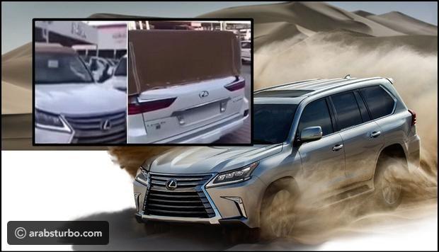 فيديو سيارة لكزس للبيع بـ 800 ألف ريال لمحبي الصيد والصحراء Arabsturbo Suv Car Suv Car