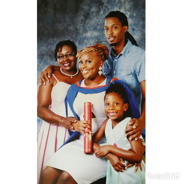 Family is everything! #Graduation #Love