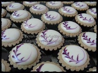 Dari Dapur Azita Zain Resepi Dan Tips Cheese Tart All Tarts