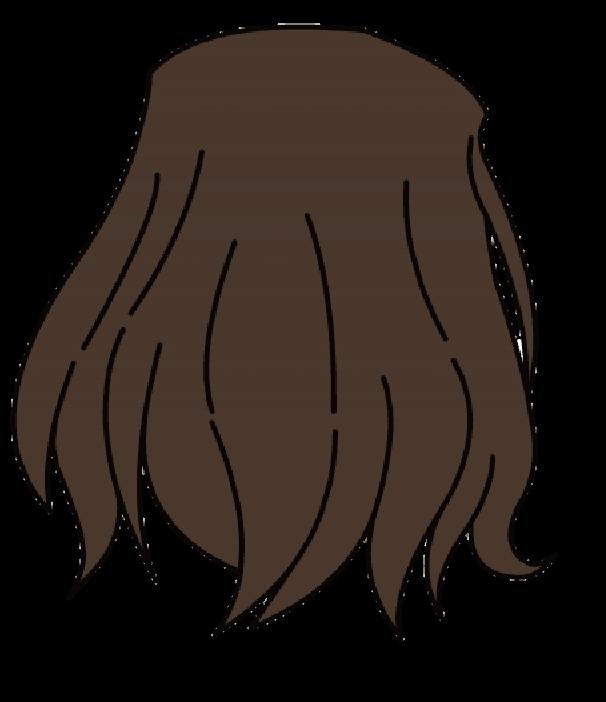 Freetoedit Hair Gachahair Brownhair Backhairgacha Gacha Gachalife Gachaverse Remixit Chibi Hair Cute Cartoon Drawings Clothing Sketches