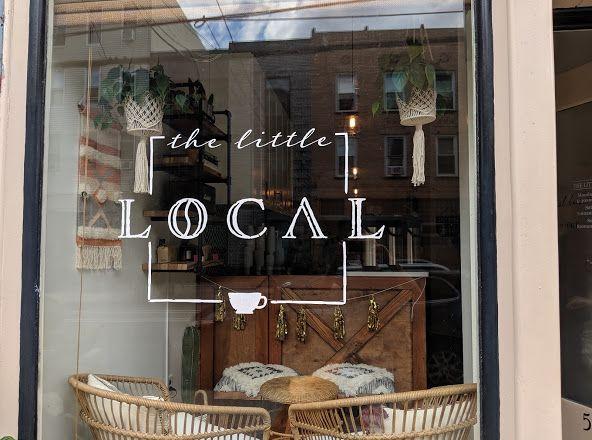 hoboken fufth and adams coffee shop - Google Search | Coffee shop, Hoboken, Shopping