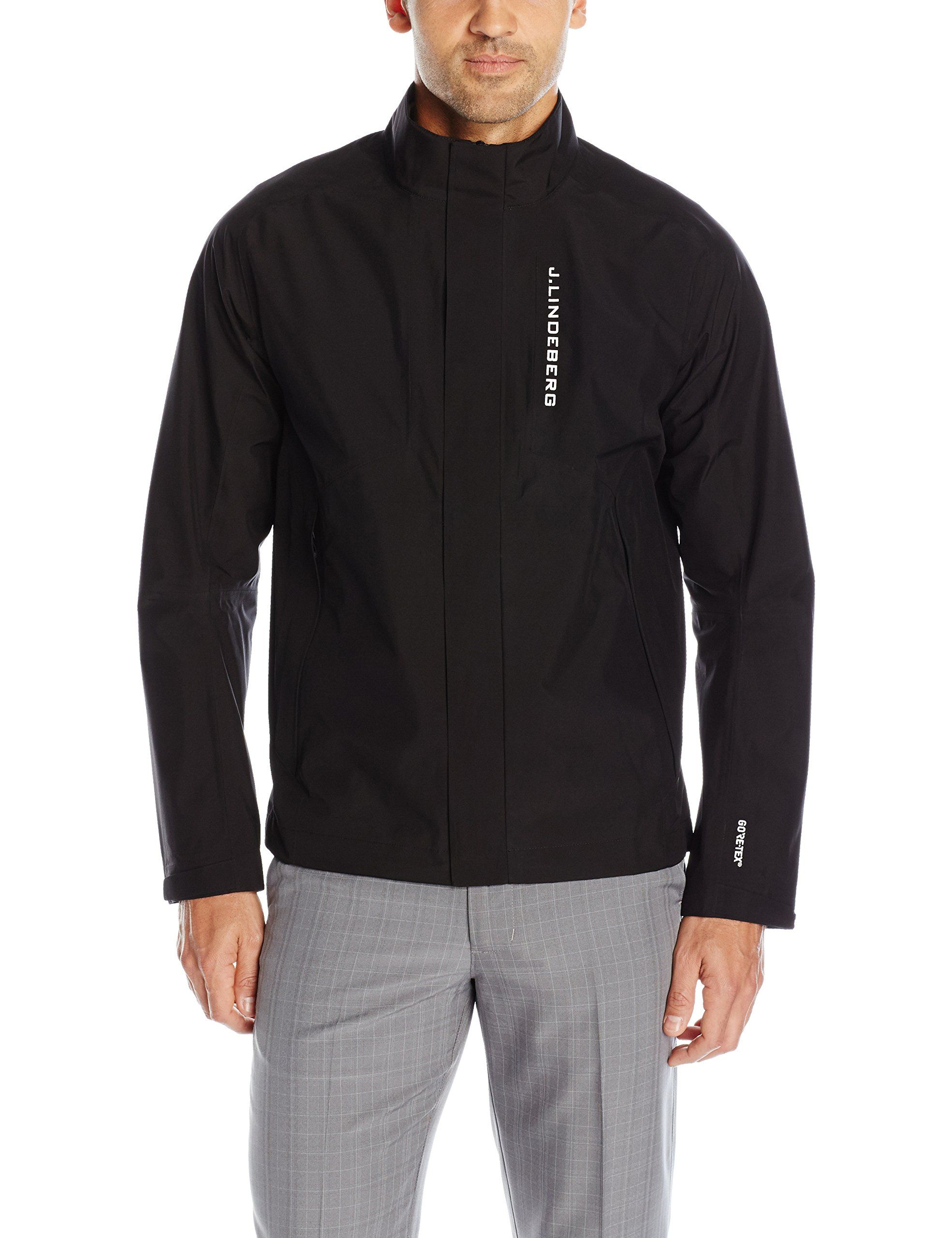 Golf Clothing     J.Lindeberg Mens Gore Paclite Jacket Black M     See this  fantastic product. (This is an affiliate link). 1bbd73bdb