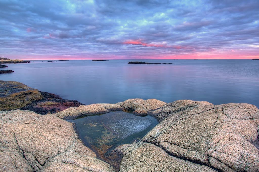 Panoramio Photo Of Sunset At Minot Beach Scituate Ma New England Day Trips Lake Beach House Scituate