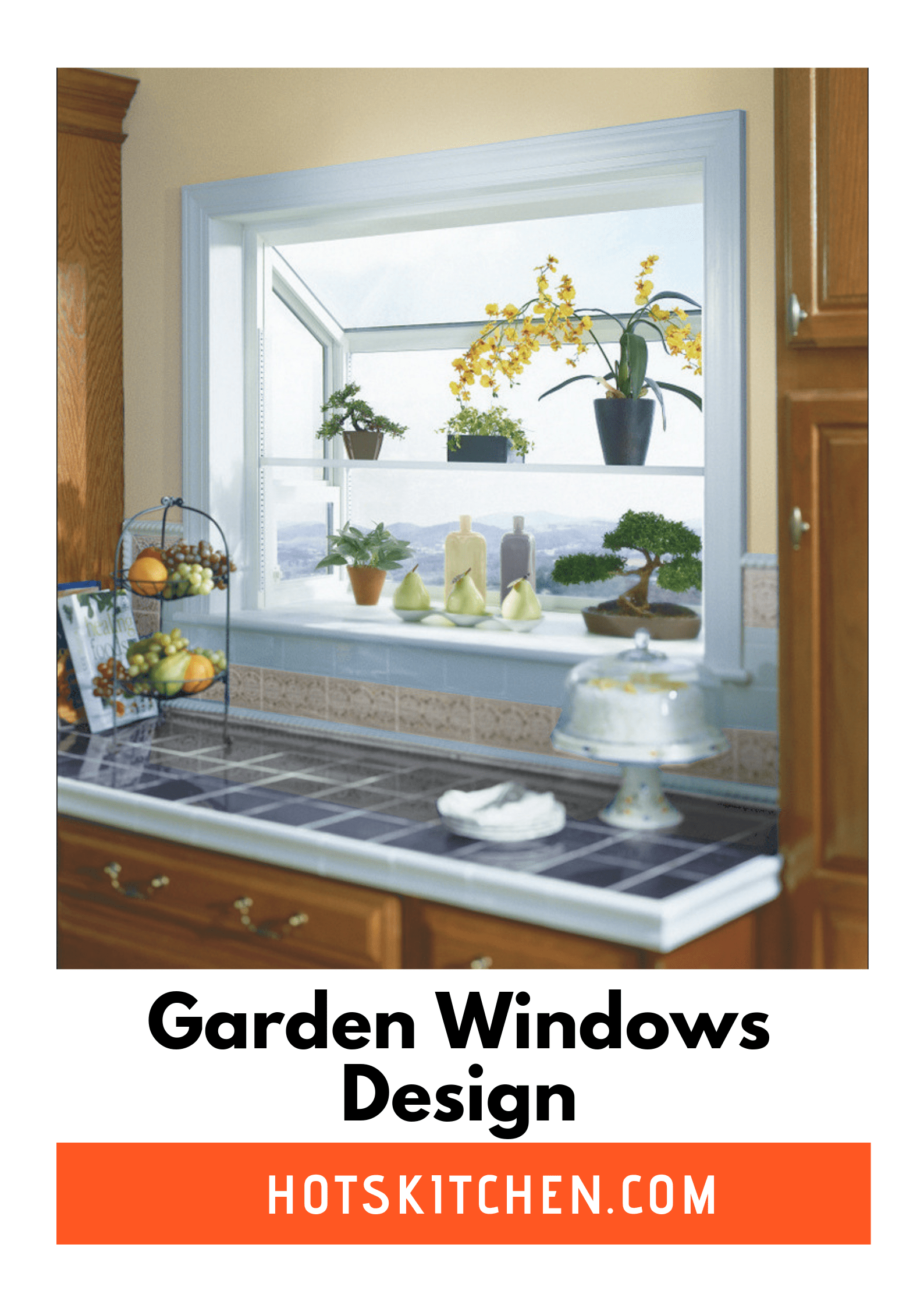 9+ Kitchen Bay Window Ideas Type of Window & How to Decorate ...