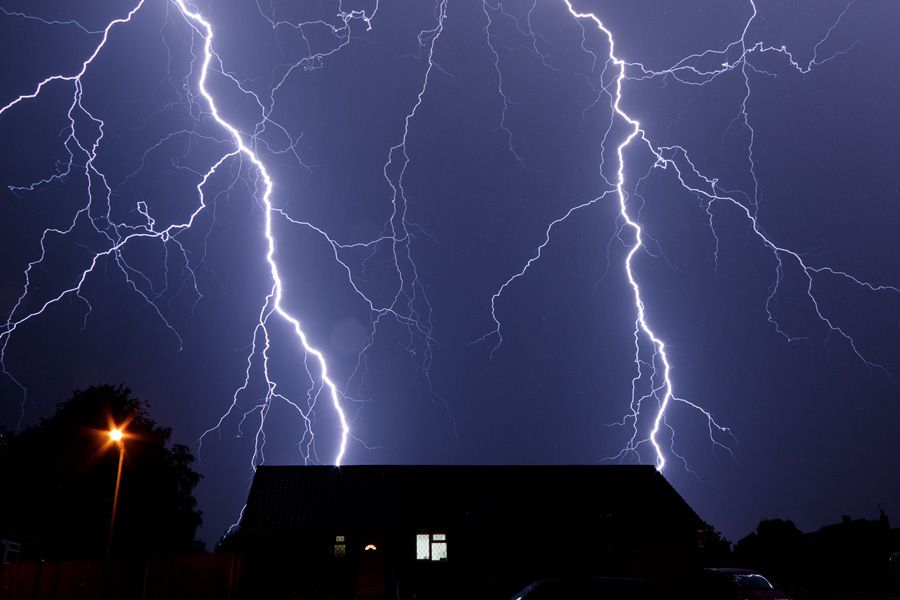 The Lightning Protection System Of Your Choice Emergency Generator Generator House Lightning
