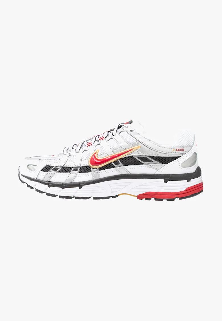 P 6000 Sneakers whitevarsity redmetallic platinum