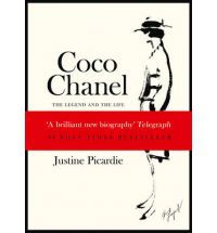 Coco Chanel: The Legend and the Life (Paperback)  By (author) Justine Picardie as recommended by Clare Lancanster from Behind the Desk