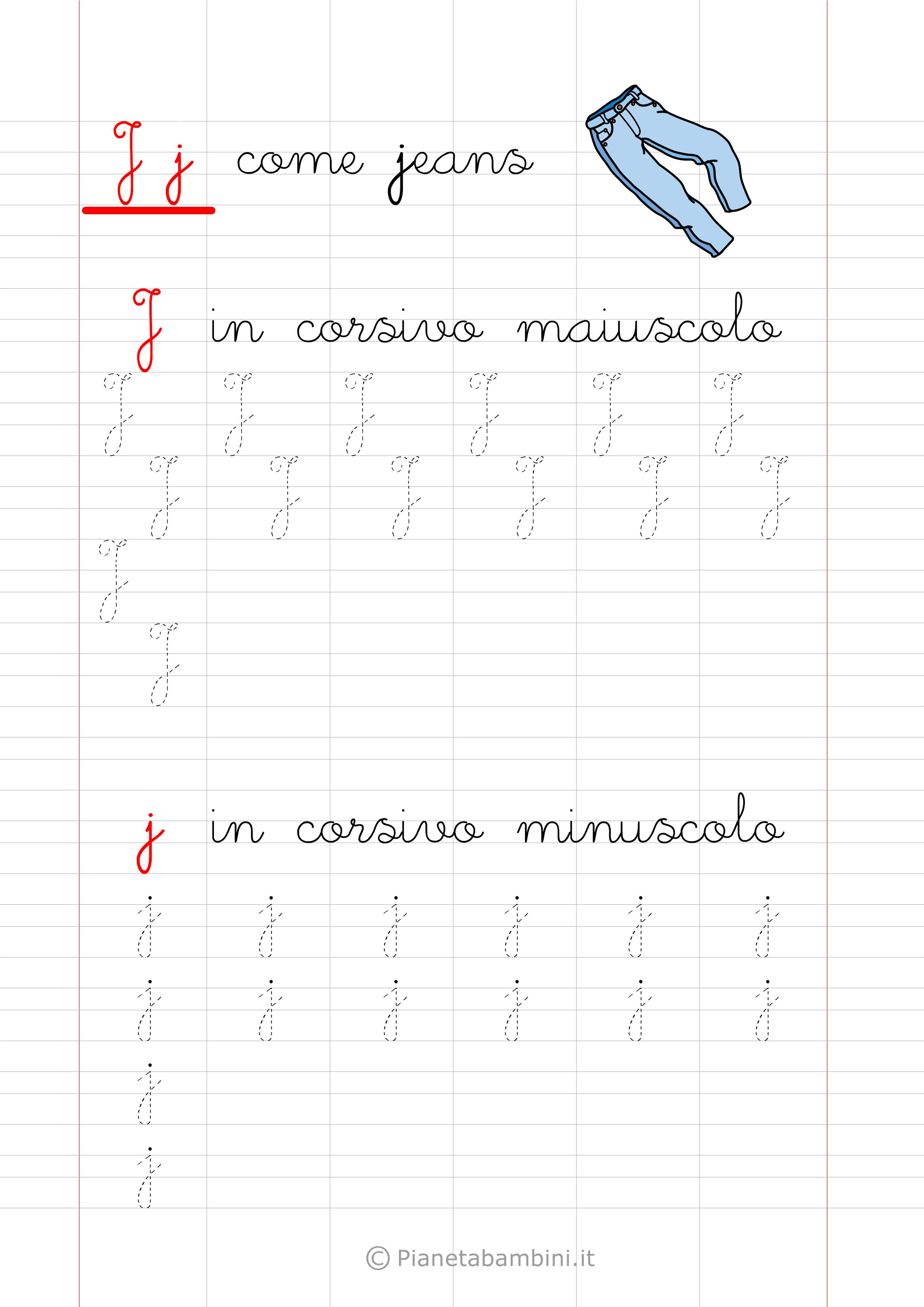 Schede Di Pregrafismo Sulle Lettere Straniere J K W X Y Scrivere Le Lettere Dell Alfabeto Lettere In Corsivo Lettere